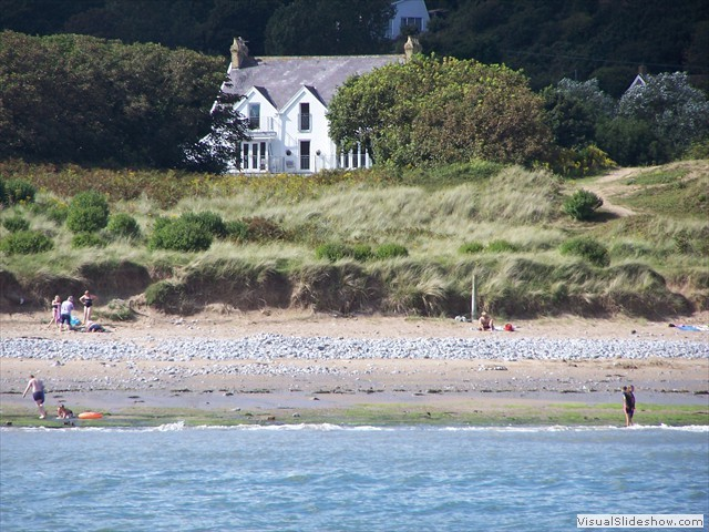 Culver House from the Sea